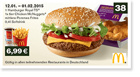 McDonald's Coupon