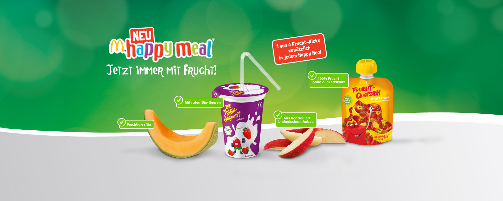 Happy Meal Frucht
